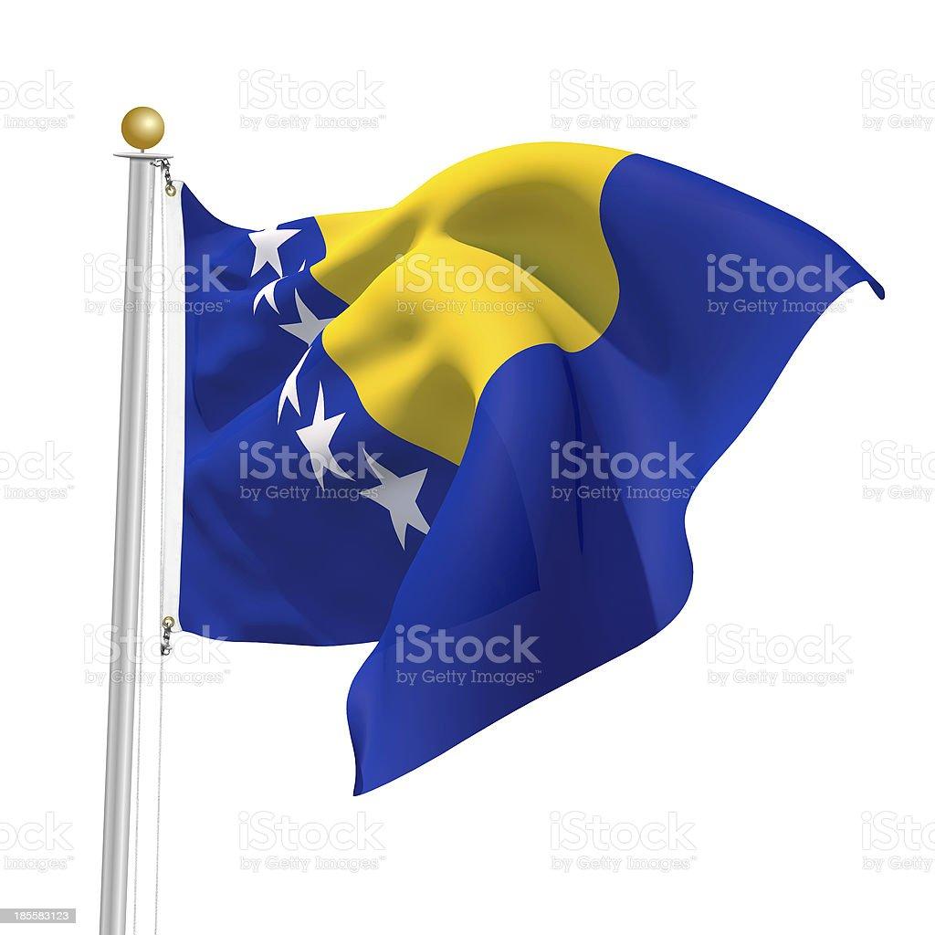 Bosnia and Herzegovina royalty-free stock photo