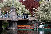 Boston Common and Public Garden, USA