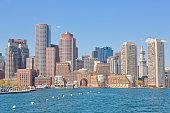 Boston Marina, Massachusetts