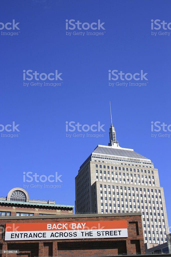 Boston. royalty-free stock photo