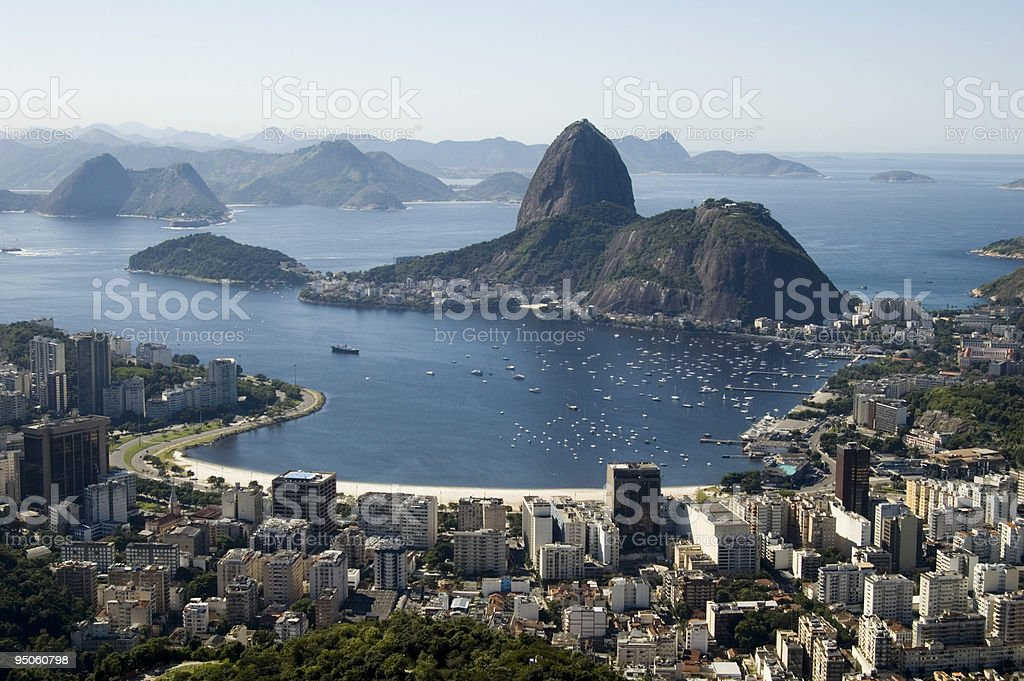 Botafogo Bay stock photo