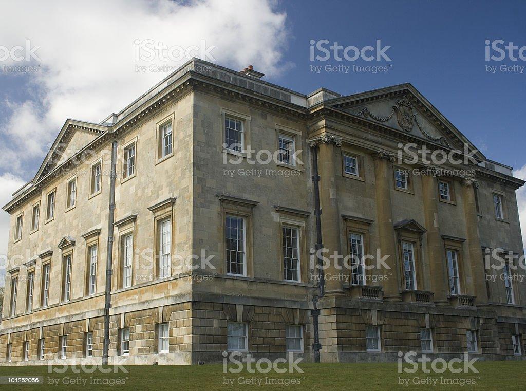Botley Manor Lizenzfreies stock-foto