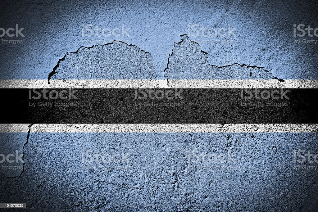 Botswana stock photo