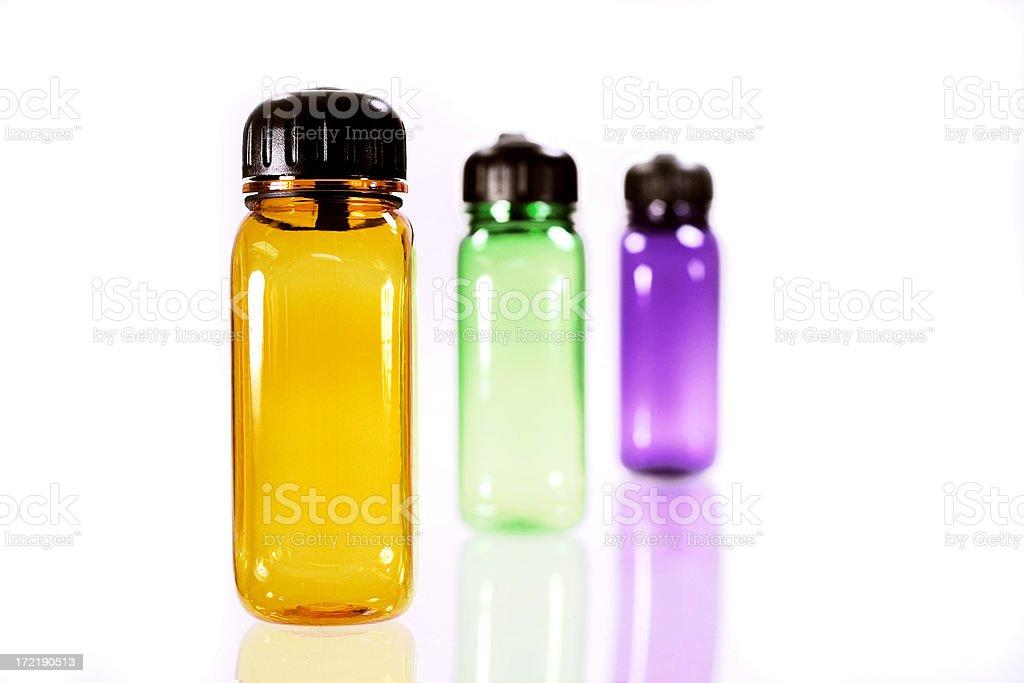 Bottle Buddies Series #7: Follow Me royalty-free stock photo