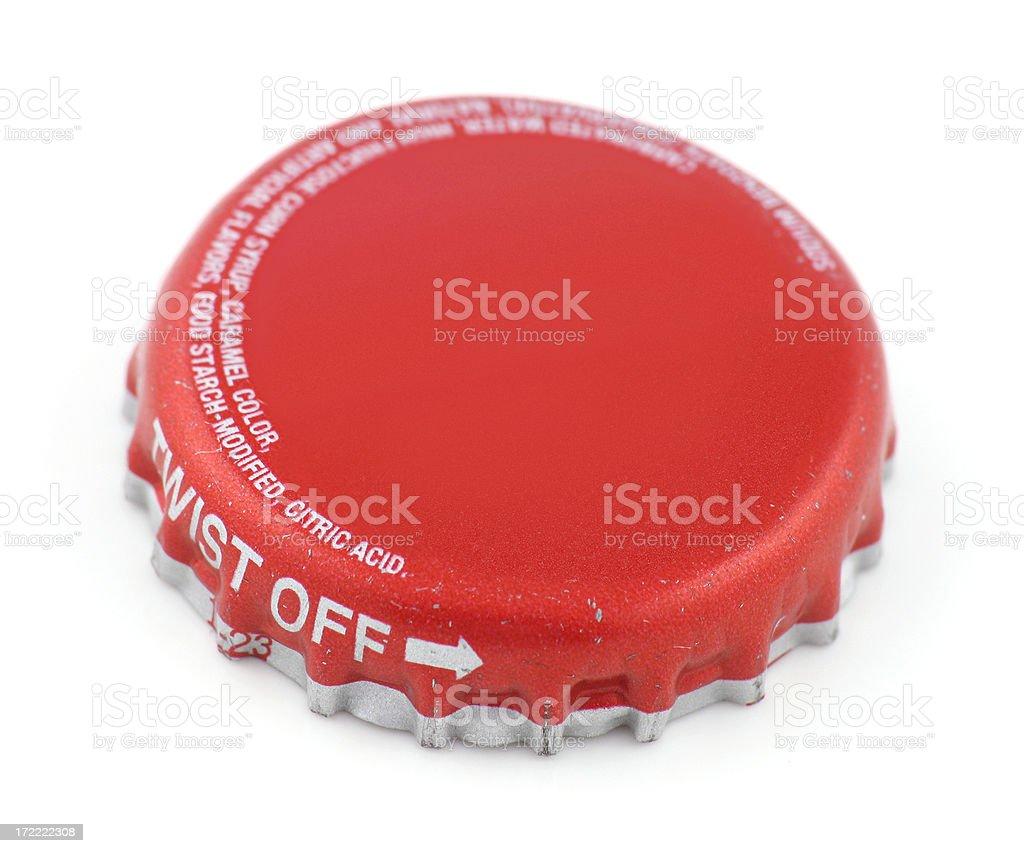 Bottle Cap stock photo
