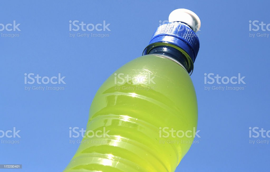 Bottle energy drink # 1 royalty-free stock photo