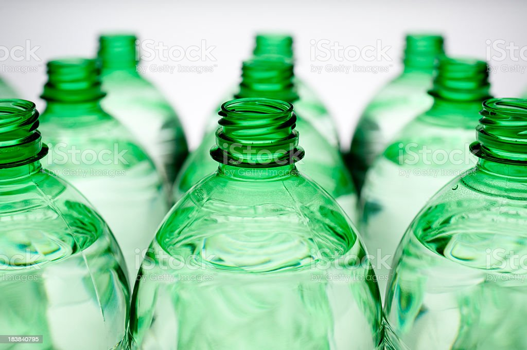 bottle isolated stock photo