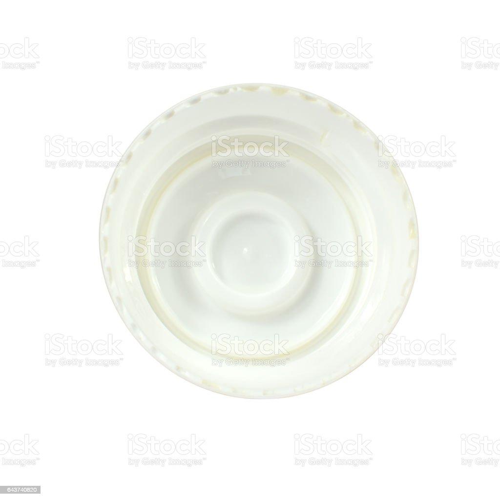 Bottle Lid Isolated stock photo