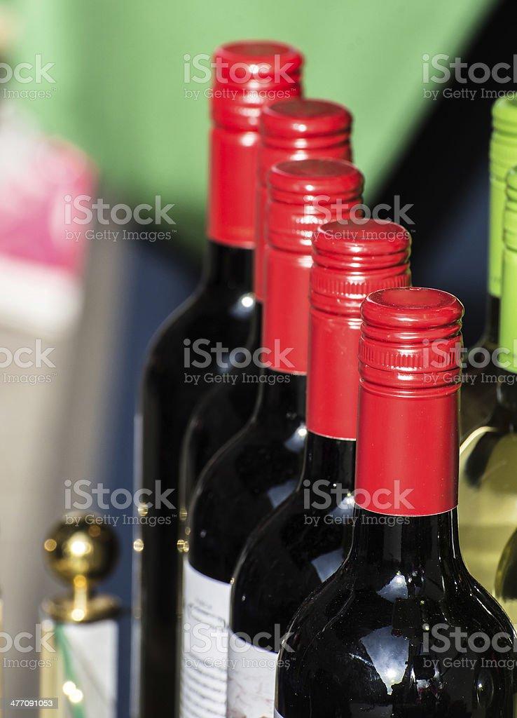 Bottle Necks royalty-free stock photo