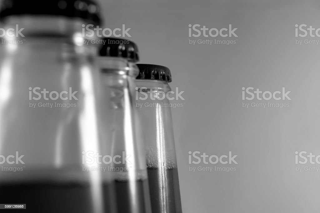 bottle top stock photo