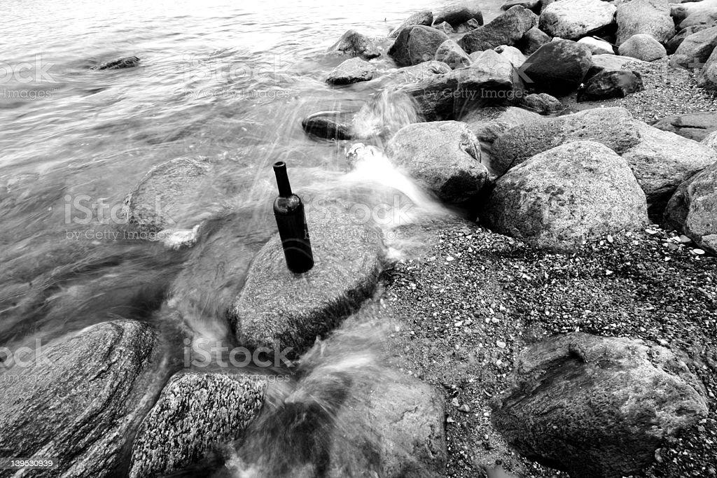 bottle2 royalty-free stock photo