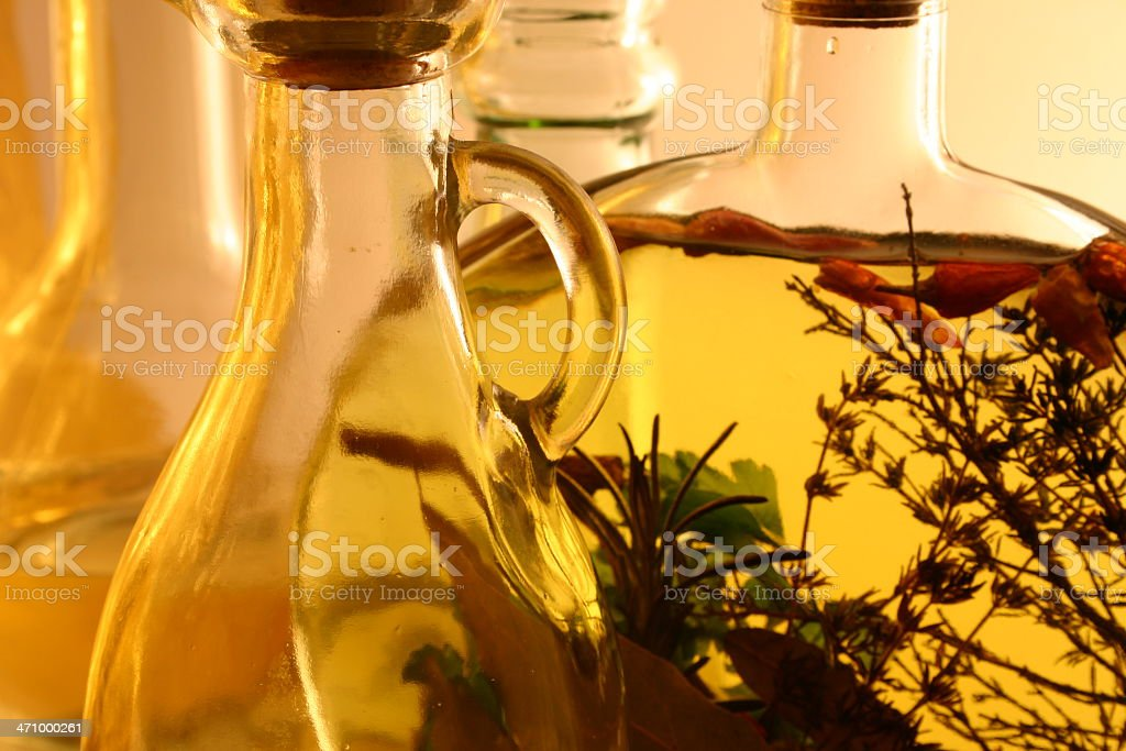 Bottles 3 royalty-free stock photo