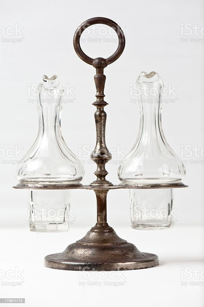 bottles royalty-free stock photo