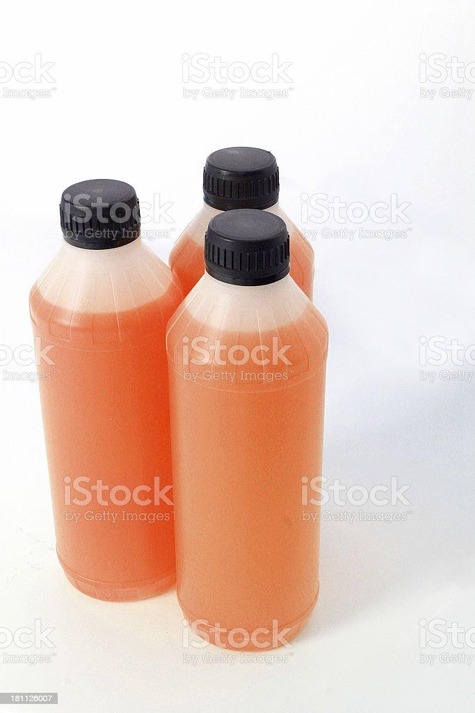 bottles stock photo