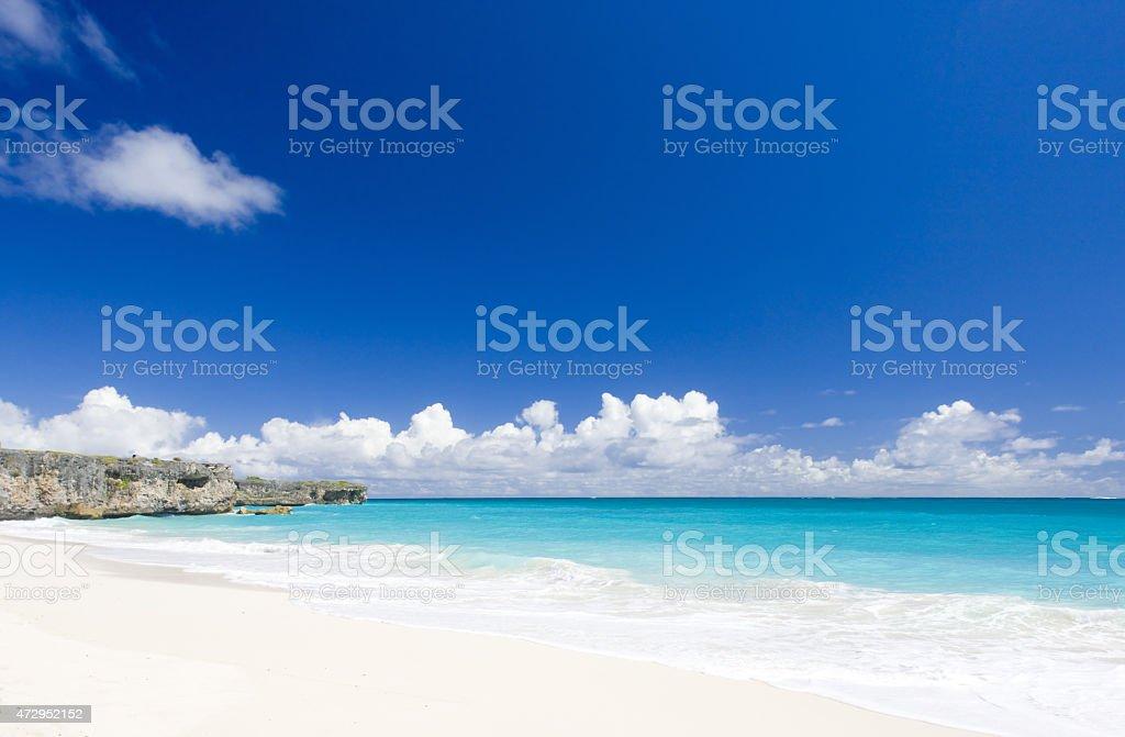 Bottom Bay stock photo