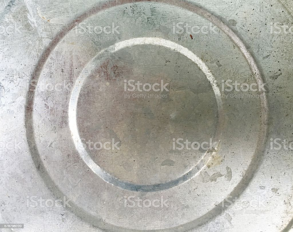bottom bucket texture stock photo