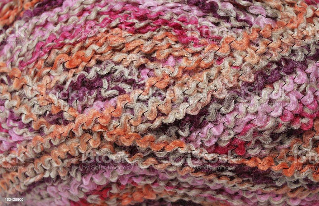 Boucle wool background stock photo