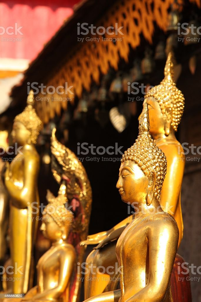 Bouddha stock photo