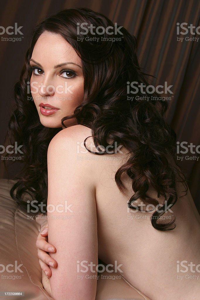Boudoir Beauty - Christine royalty-free stock photo