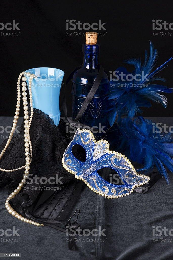 boudoir royalty-free stock photo