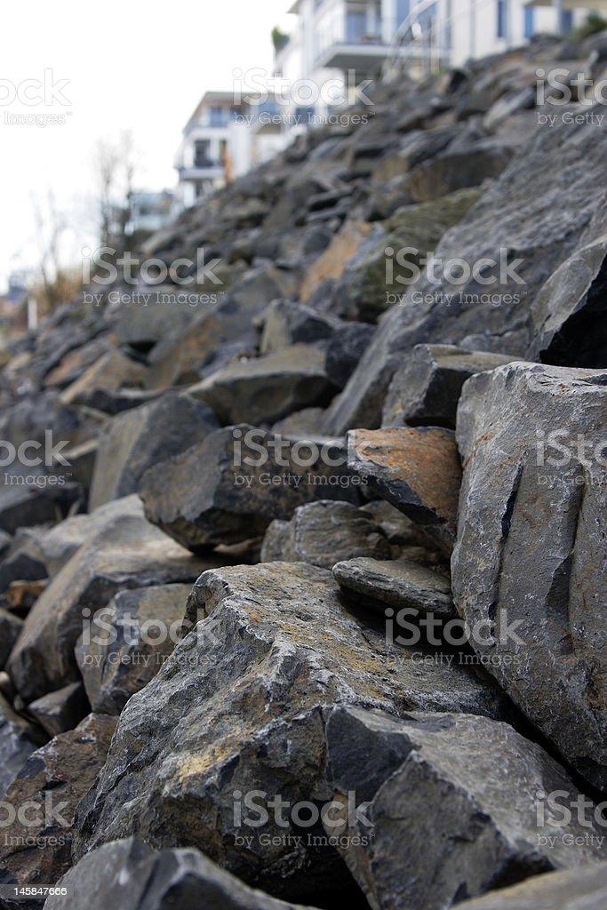 boulders I royalty-free stock photo