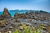 Boulders of Kumano, Japan