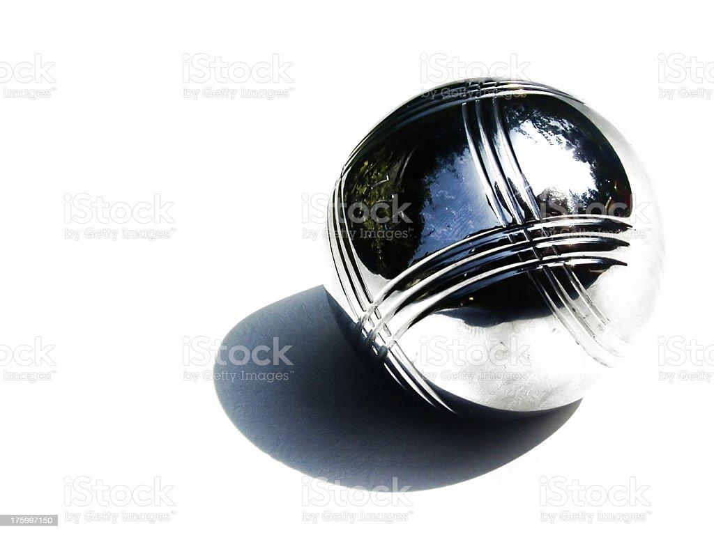 Boule stock photo