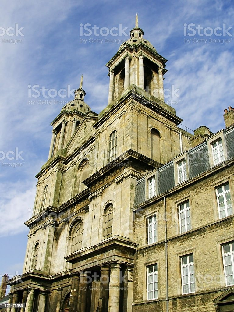 boulogne royalty-free stock photo