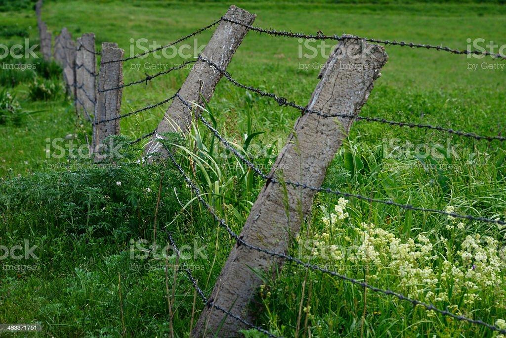 boundary stock photo