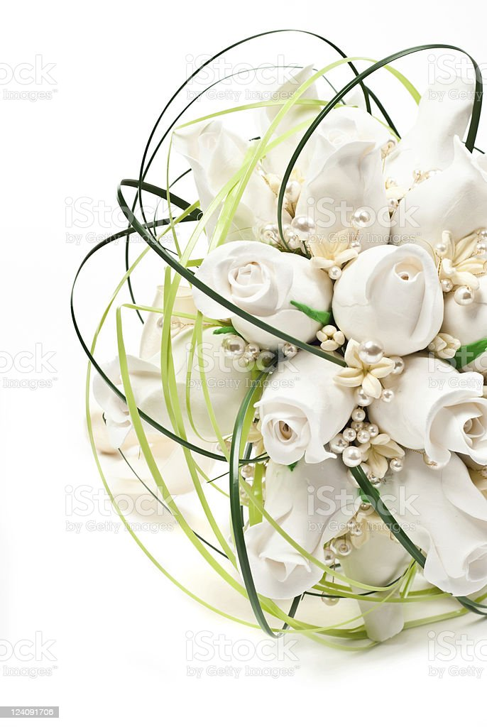Bouquet detail royalty-free stock photo