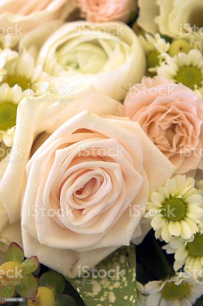 Bouquet of flowers 10. royalty-free stock photo
