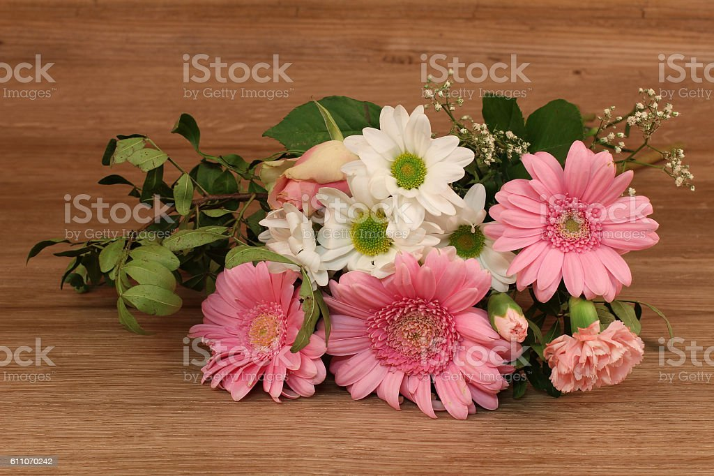 Bouquet stock photo