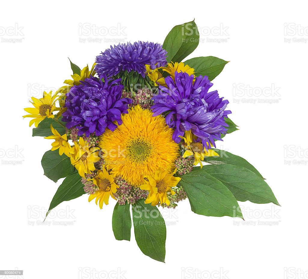 Bouquet royalty-free stock photo