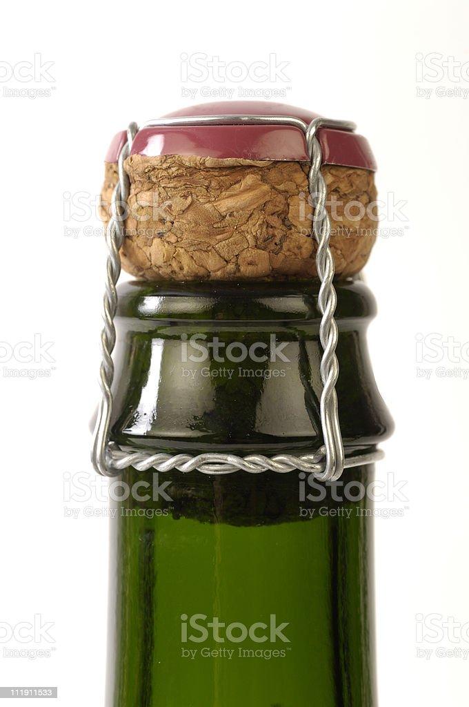 bouteille de cidre stock photo