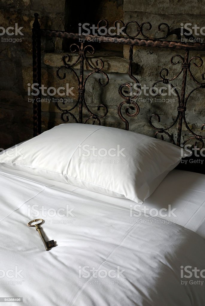 Boutique Hotel stock photo