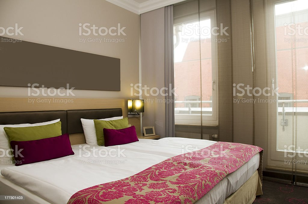boutique hotel room Berlin Germany royalty-free stock photo