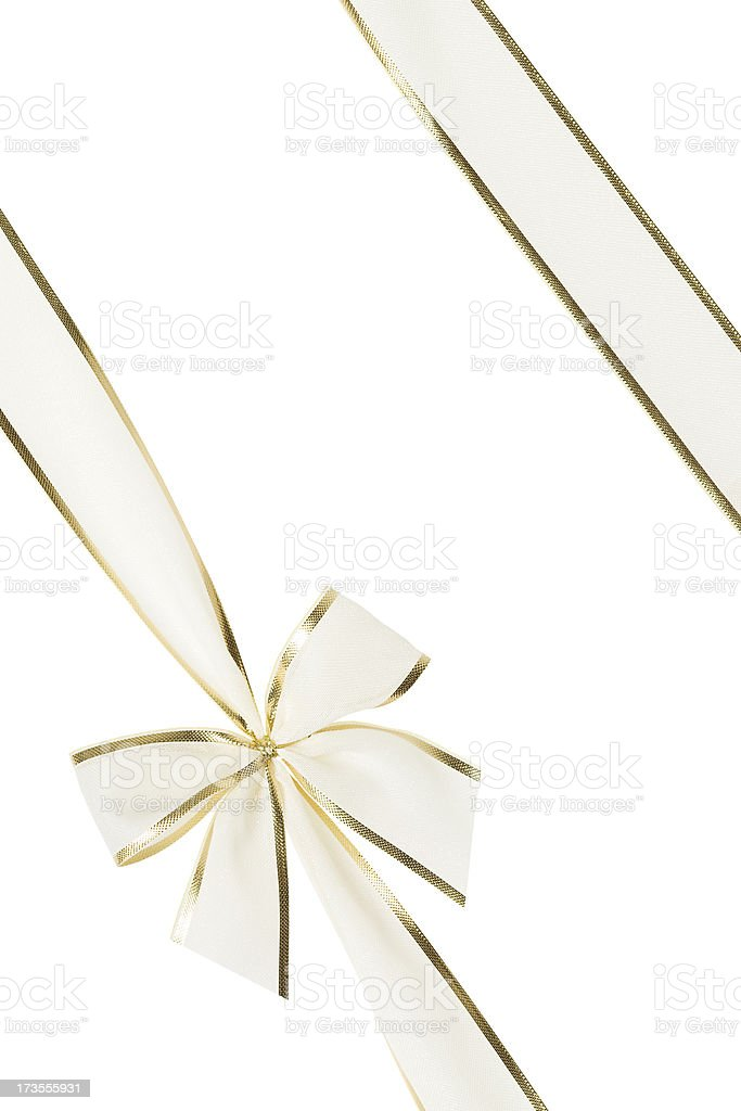Bow Gift royalty-free stock photo