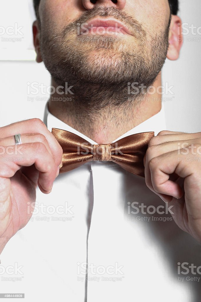bow ties royalty-free stock photo