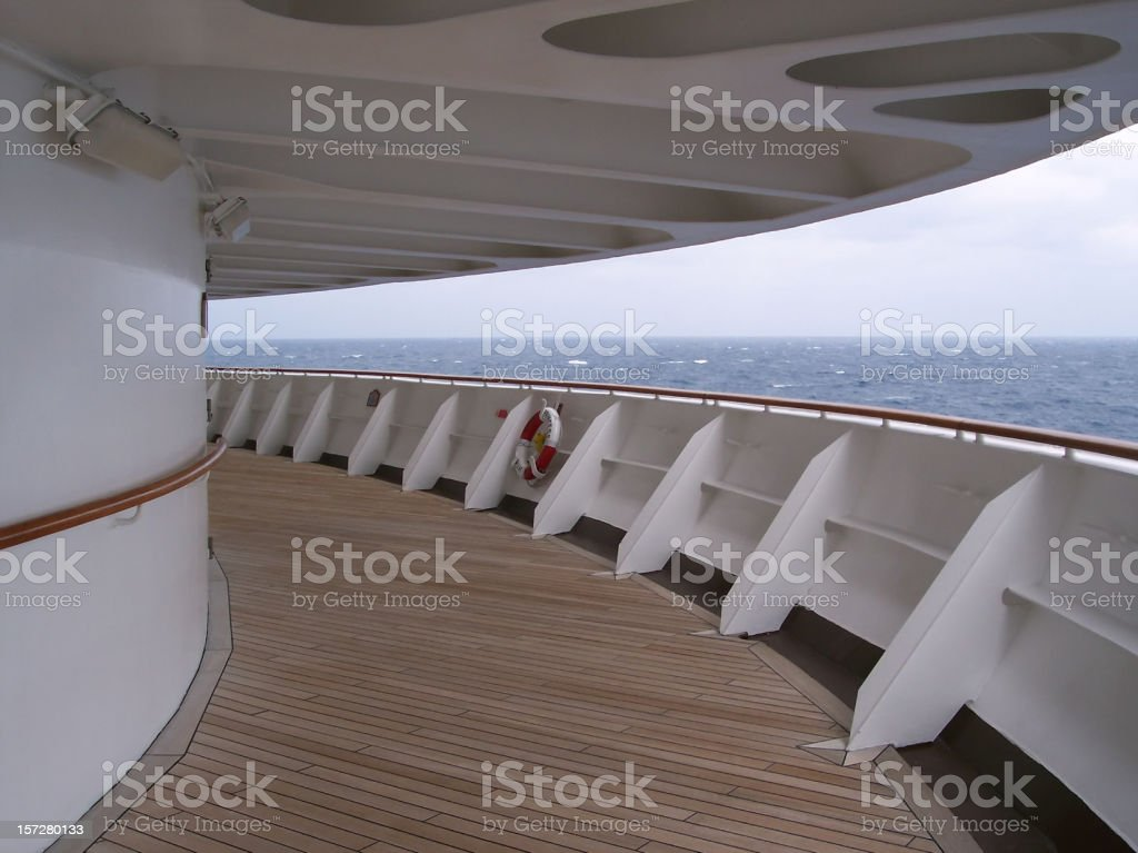Bow View royalty-free stock photo