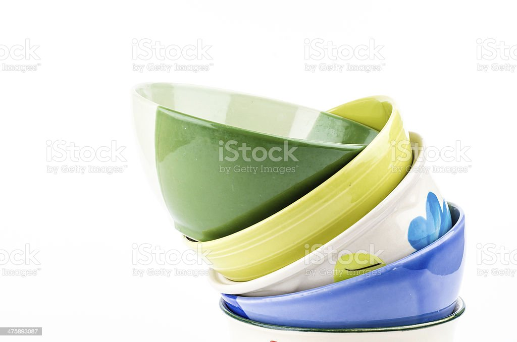 Bowl royalty-free stock photo