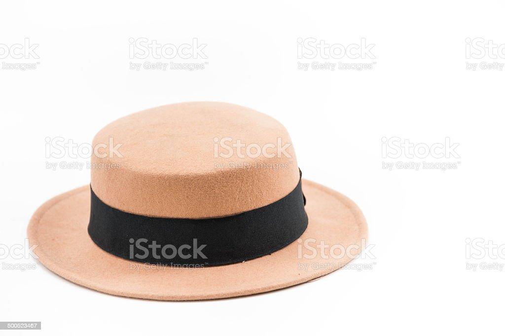 Bowler hat stock photo