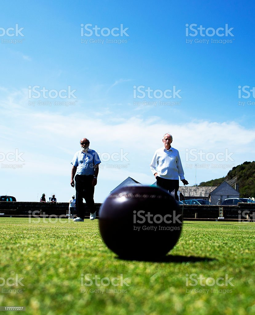 Bowling Green stock photo