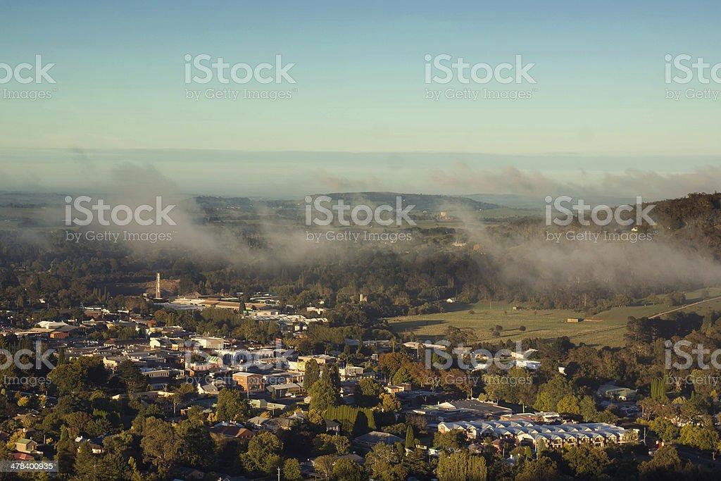Bowral, Australia stock photo