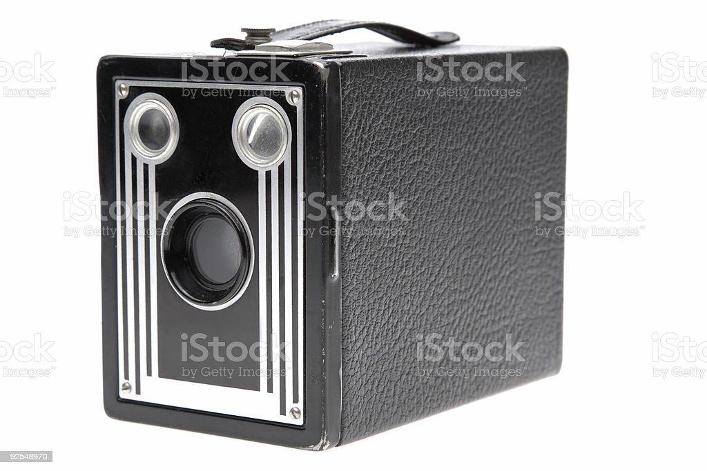 Box Camera 2 stock photo