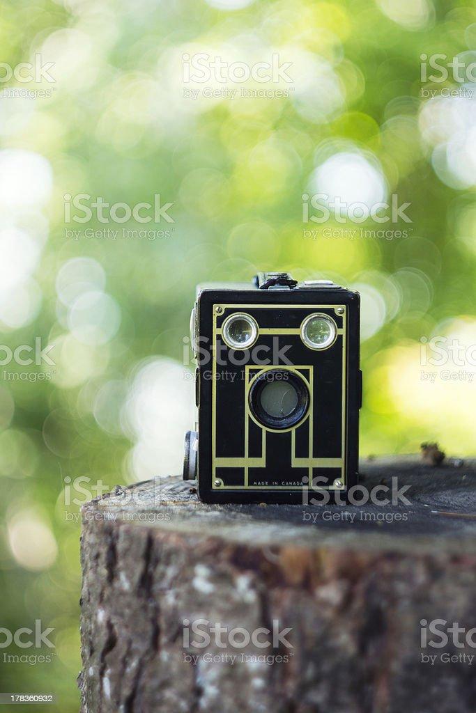Box Camera royalty-free stock photo