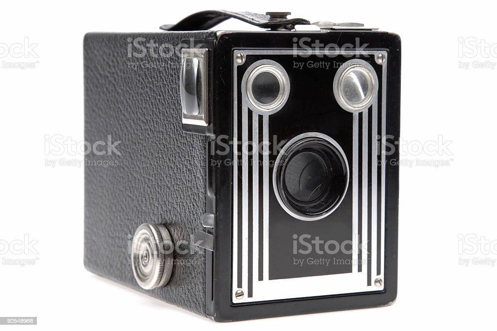 Box Camera stock photo