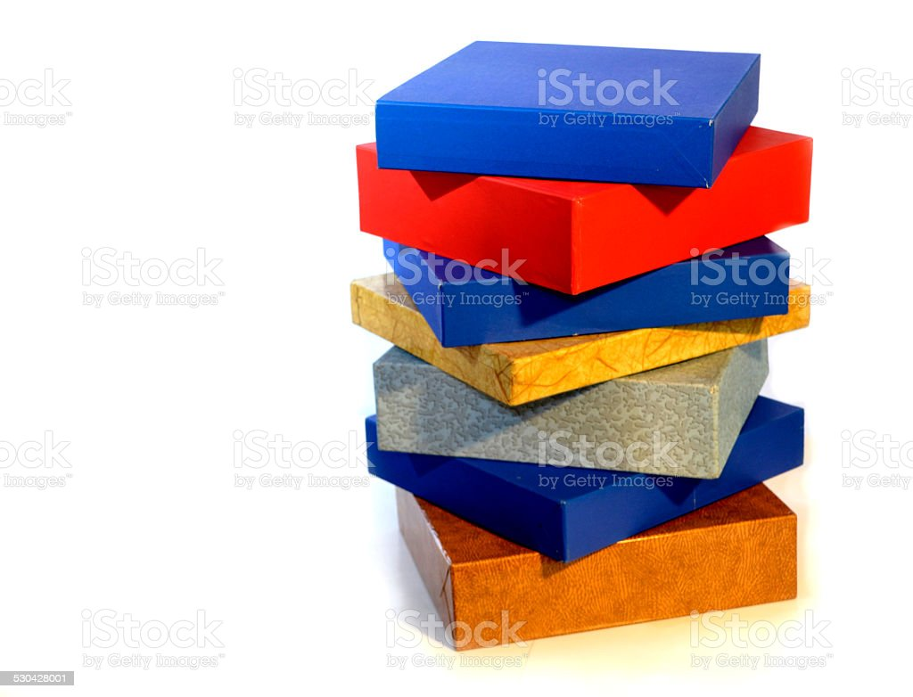 box color stock photo