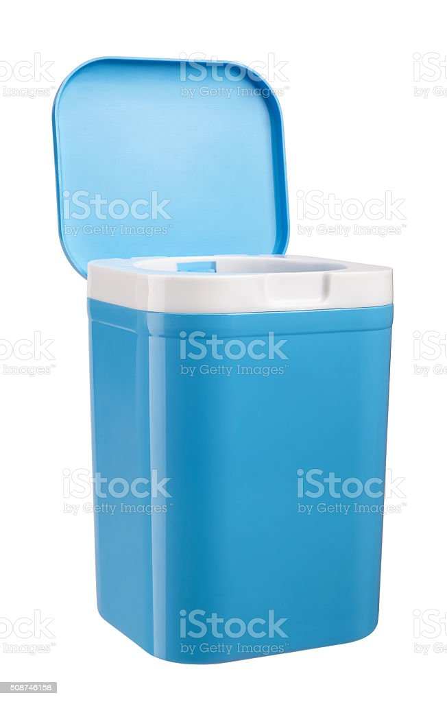 box for garbage stock photo