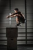 Box Jump Crossfit