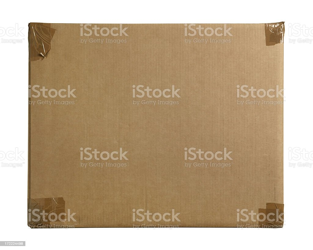 Box royalty-free stock photo
